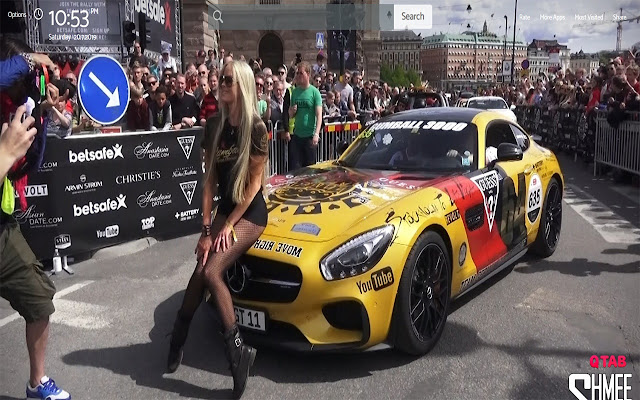 Gumball 3000 Wallpapers HD Theme