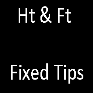 Ht Ft Fixed 100% Matches Tips for PC