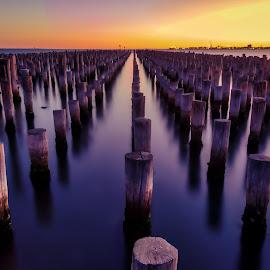 Calm by Madhujith Venkatakrishna - Landscapes Waterscapes (  )