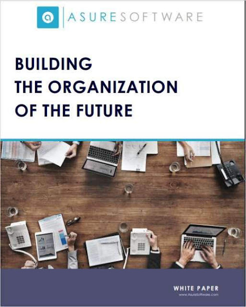 Building Future Organisation By Redefining Relationships Between People, Space and Productivity