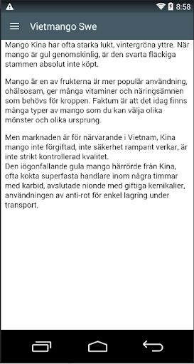 Vietmango Swe