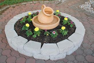 Photo: Day 45 ... My backyard ... my water fountain