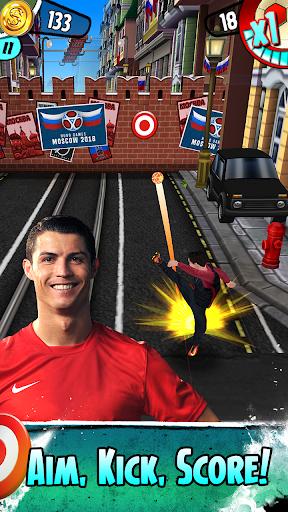 Cristiano Ronaldo: Kick'n'Run u2013 Football Runner 1.0.34 screenshots 1