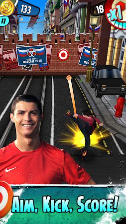 Cristiano Ronaldo: Kick'n'Run 3D Football Game 1.0.33 screenshot 2092824
