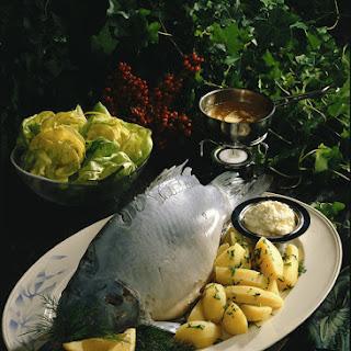 Boiled Carp