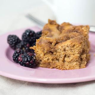 Cinnamon Buttermilk Coffee Cake
