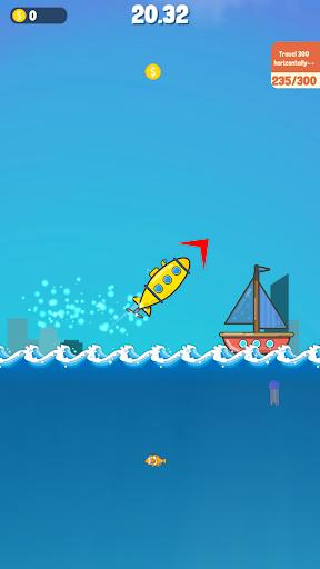 Submarine Jump!  screenshots 1