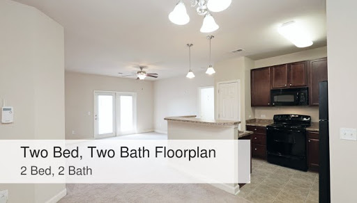 Two Bed Two Bath Floorplan The Astoria Apt Homes In Hope