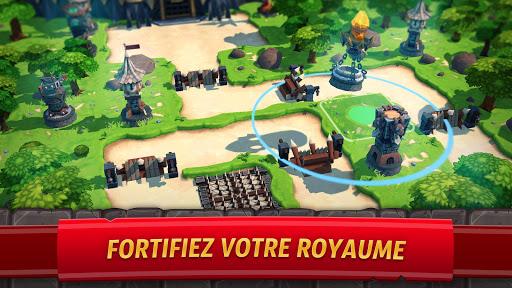 Code Triche Royal Revolt 2: Guerre & Stratu00e9gie - Bataille RPG APK MOD screenshots 2