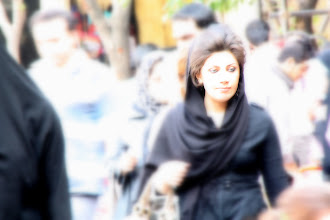 Photo: Day 138 -  Young Iranian Woman #2