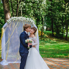 Wedding photographer Anastasiya Nikitina (Nasty1411). Photo of 02.10.2015