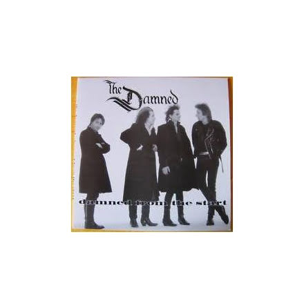 LP - The Damned - Damned From The Start