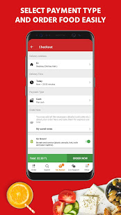 App Yemeksepeti - Order Food & Grocery Easily APK for Windows Phone