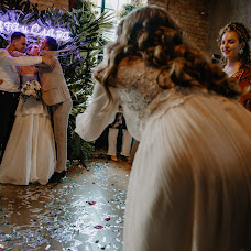 Wedding photographer Marfa Morozova (morozovaWED). Photo of 03.01.2019