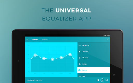 EQ - Music Player Equalizer screenshot 06