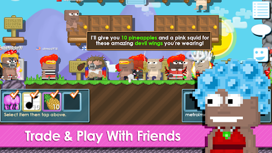 Game Growtopia APK for Windows Phone