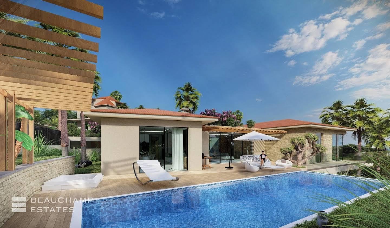 Villa with terrace Sainte-Maxime