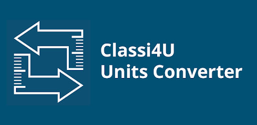 Classi4U Units Converter - Apps on Google Play