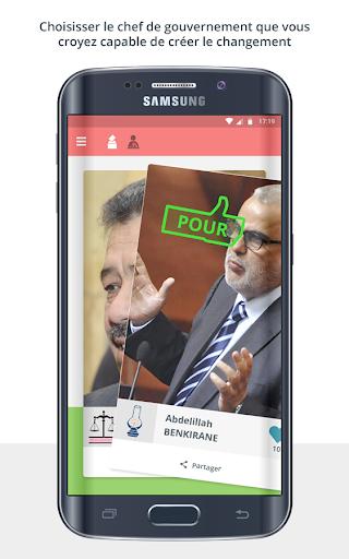 Social Elections Maroc