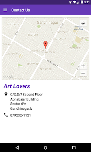 Art Lovers Gandhinagar- screenshot thumbnail