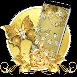 Golden Butterfly  Luxury Launcher