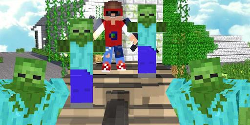 Zombie Apocalypse Mod for Minecraft PE cheat hacks