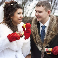 Wedding photographer Albina Ziganshina (binky). Photo of 13.01.2013