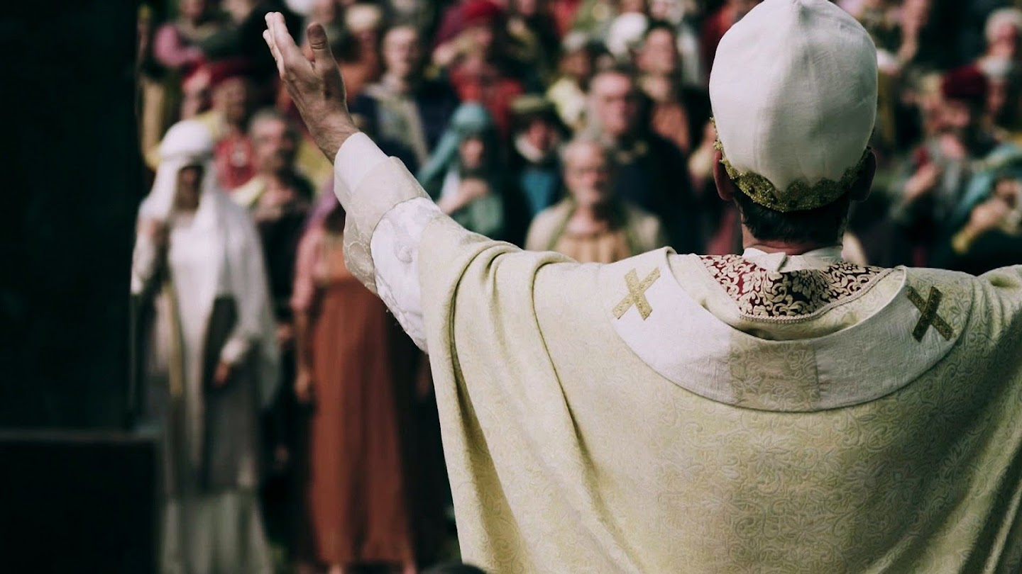 Watch Pope: The Most Powerful Man in History live