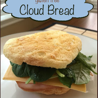 Gluten Free Cloud Bread