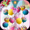 Lollipop Zipper bloqueio icon