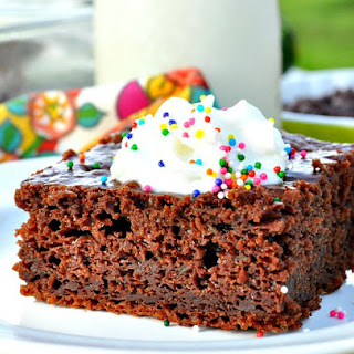 Greek Yogurt Chocolate Zucchini Cake Recipe