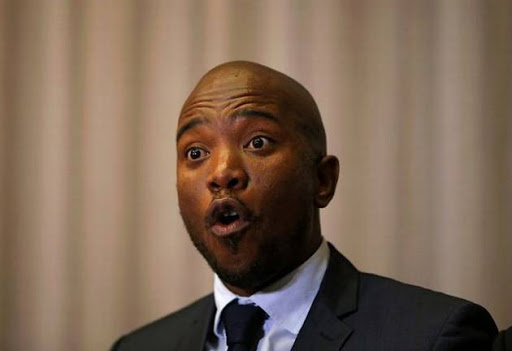 Leader of the Democratic Alliance (DA) Mmusi Maimane.