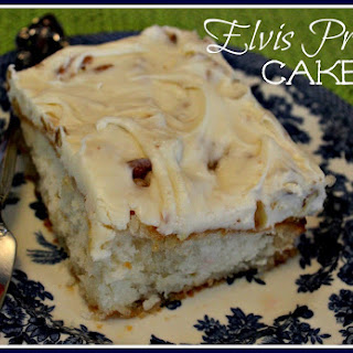The Elvis Presley Cake!.