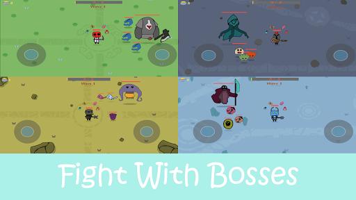 Shooter Heroes : Best 2D Top Down Shooting Games  screenshots 2