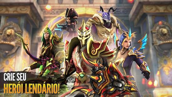 Order & Chaos 2: 3D MMO RPG Android screenshot