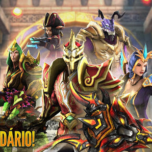 Download Order & Chaos 2: 3D MMO RPG v2.2.0l APK DATA - Jogos Android