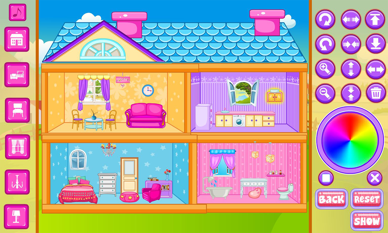 doll house decoration - android apps on google play