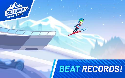 Ski Jump Challenge 1.0.35 screenshots 13