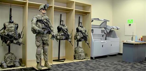 3D-печать позволит облегчить условия службы пехотинцев в армии США
