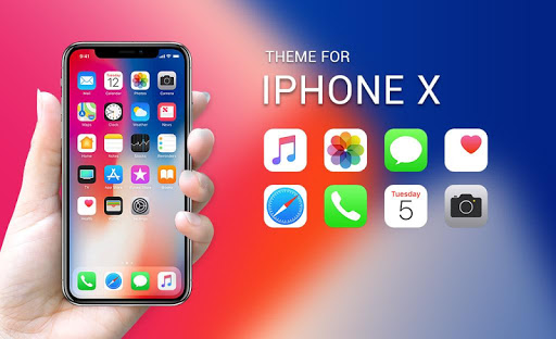 iphone launcher theme theme for new iphone x hd ios 11 skin for pc 11981