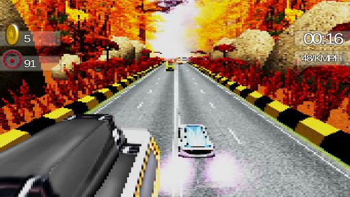 Car Racing 1980 1.0 screenshots 7