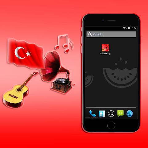 android Turkish Ringtones 2016 Screenshot 0