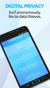 FREEDOME VPN Unlimited anonymous Wifi Security App Download For Android 9