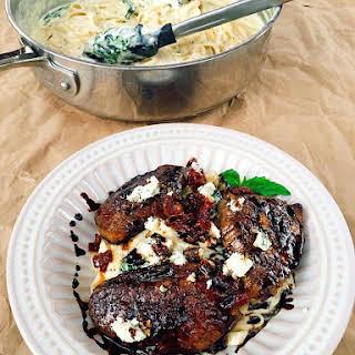 Steak Alfredo Recipes.
