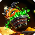 Idle Miner Clicker Games: Miner Tycoon Games 2021 icon