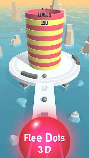 Flee Dots 3D  trampa 4