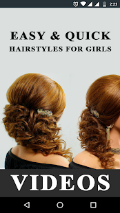 Best Hair Styles For Girls - Hair Styles Videos - náhled