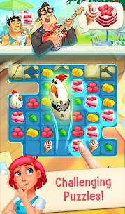 The Pie Life MOD APK [Unlimited Moves + Unlimited Lives] 4