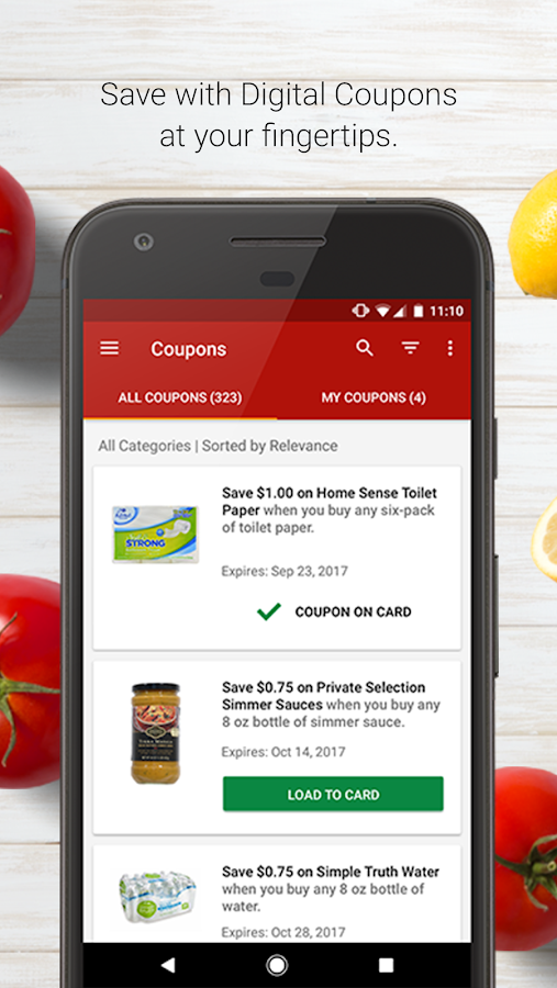 Fred meyer android apps on google play fred meyer screenshot fandeluxe Image collections