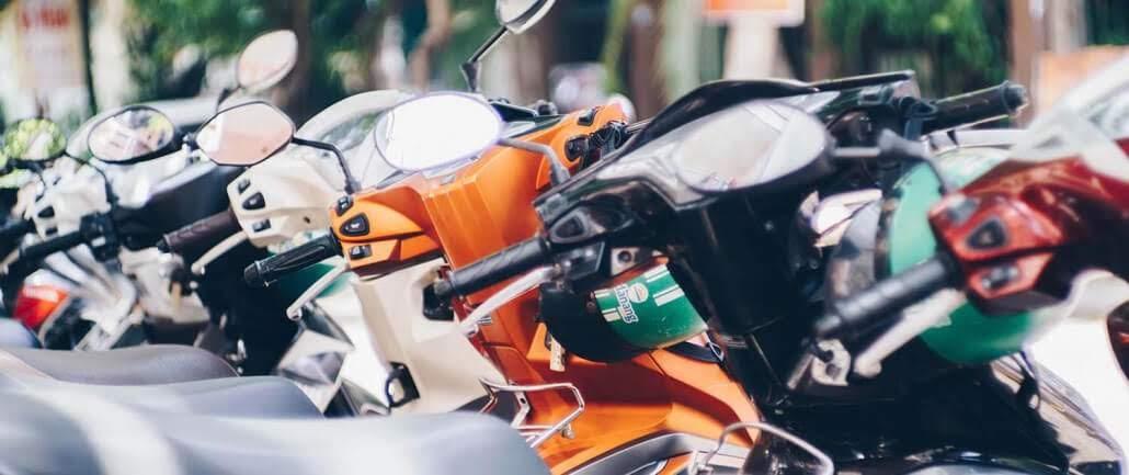 Thuê xe máy Đà Nẵng giao nhận xe tận nơi